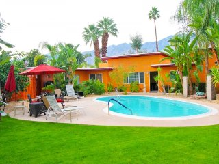Luxury Palm Springs Casa Ranchero Condo l
