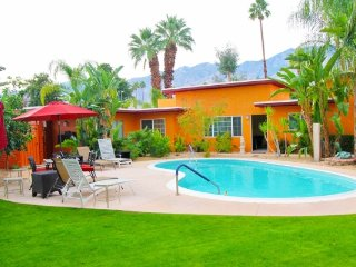 Luxury Palm Springs Casa Ranchero Condo lI