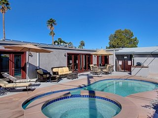 The Spot - A Palm Springs Vacation Home