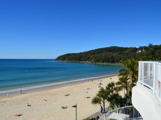 Noosa Beachfront Penthouse | LUXURY LIVING | PRIVATE ROOFTOP AREA | by Getastay