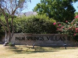 Escape to Palm Springs Villa
