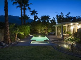 Palm Springs Midcentury Zen