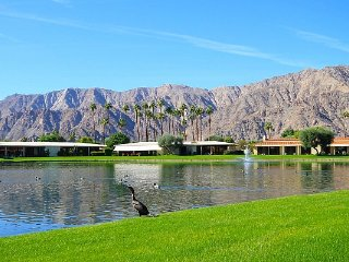 Retreat to La Quinta Villa