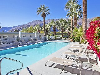 Sordid Lives Villa Hermosa Downtown Condo, Palm Springs