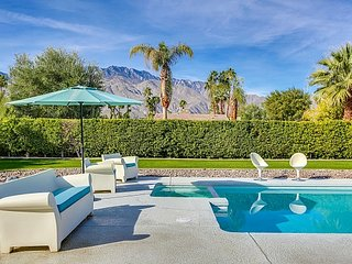 Perfect Mountain Vista, Palm Springs