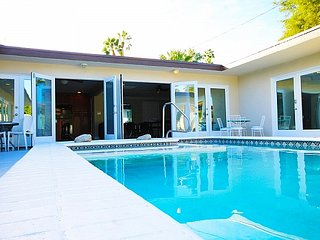 Palm Springs Pool Home