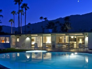 Midcentury Mountain Vistas, Palm Springs