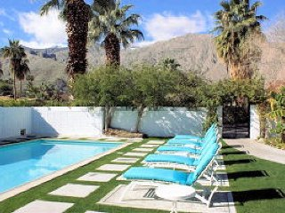Midcentury Modern-California Way-2 Pools!, Palm Springs