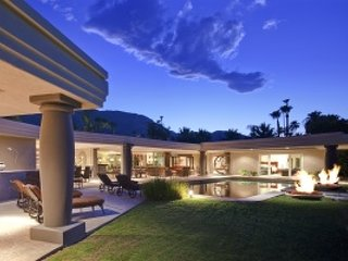 The Bing Crosby Estate, Rancho Mirage
