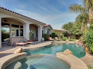 Rancho Mirage Private Retreat