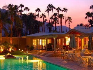 The Villa Grand-Palm Springs Celebrity Estate