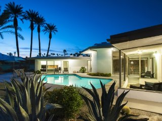 Mod Reflections at Tamarisk, Rancho Mirage