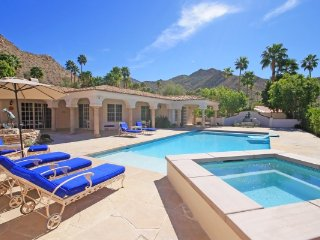 Hillside Luxury, Palm Springs