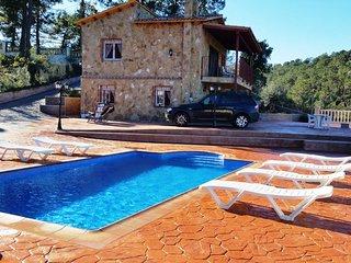 Villa El Sol de Lloret Family House, Mont Barbat