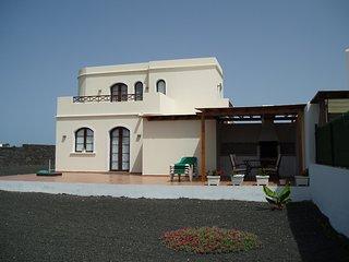 Terraza- Jardín, Barbacoa cubierta