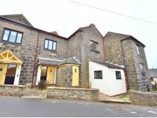 Duplex Apartment in a converted Stone Mill, Mow Cop