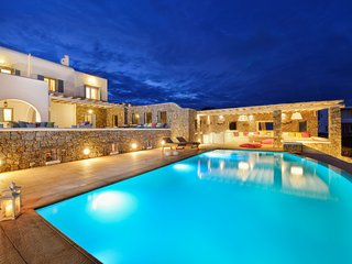 5 Bedroomed Luxury Villa/Private pool and Sea view In Mykonos,Greece-267, Ciudad de Míkonos