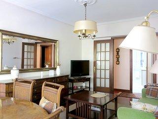 Apartamento con vistas a la Alameda de Santander