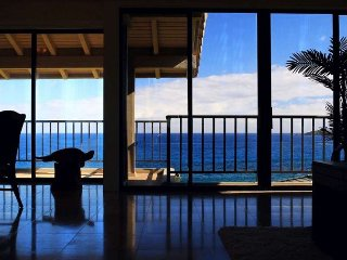 New Listing from $249/night!  Amazing Oceanfront Kapalua Bay Villa 1BR/1BA