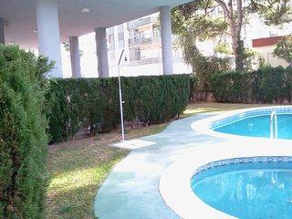 randumar, 1ª linea de playa con piscina, Benicásim