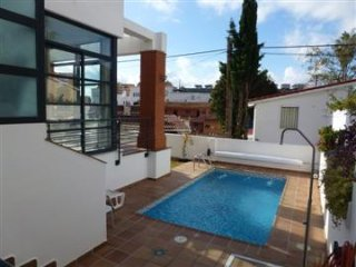 Casablanca is a stunning four bedroom villa close to Benalmadena Marina!