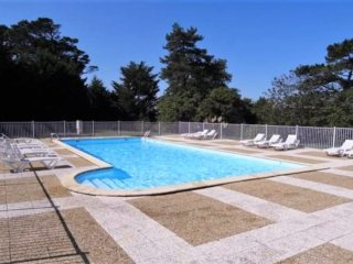Comfortable flat with swimming pool, Saint-Jean-de-Luz