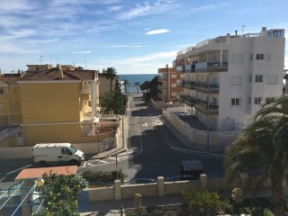 Apartamento 1 dormitorio con vistas al mar