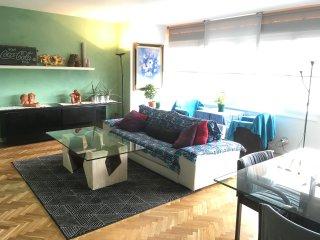 2 Habitaciones en casa Amplia y luminosa