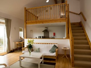 Symonds Yat Rock Lodge - Luxury Double Apartment