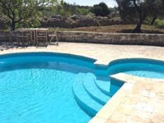 Trullo Giancamisa : Stylish & Private with Pool
