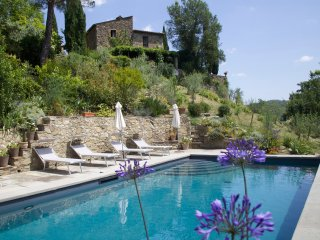 La Padronale-Glorious Italian Farmhouse - Butterflies, Birds-Unspoilt Surrounds