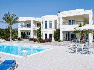 Rhodos Vista - Luxury Sea View Villa, Faliraki