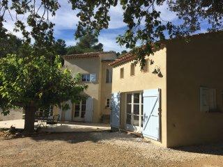 Mas les Peupliers - Gîte en Provence - Piscine & Tennis, Cotignac
