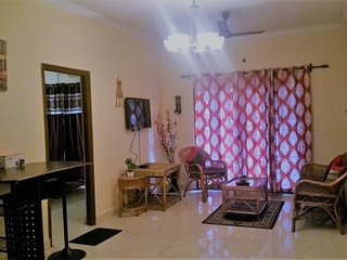 2bhk Deluxe Apartment In Candolim