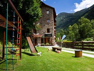Aparthotel La Neu, En Andorra, Llorts