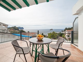 Apartments DDM - Studio Apartment with Balcony and Sea View (DARIJO), Petrovac