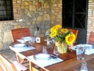 incantevole country house in TUSCIA