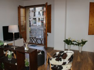 Lovely apartment at Pl Sedassos. Historical Center