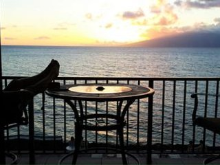 Kaleialoha - Great Location, Direct Oceanfront Unit with Amazing Views!, Lahaina