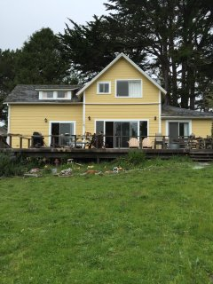 Mendocino Beach House