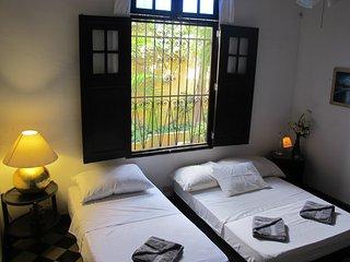 NEW : Casa Magdalena - the green oasis - La Milagrosa room, Santa Marta