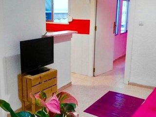 Bonito y acogedor apartamento en el centro de Benidorm y a 150m la playa Levante