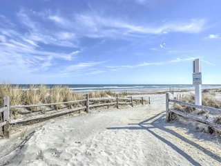 NEW! 2BR North Wildwood Beachfront Condo!