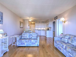 NEW-North Wildwood Condo w/Pool Access, Ocean View