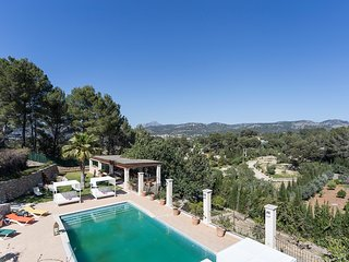 15% OFF BOOK NOW! - Majestic Holiday Estate sleep 12 pers in Calvia