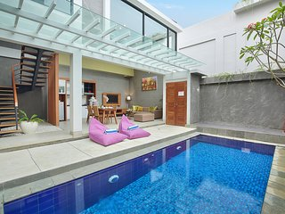 Cozy 1 BR Pool Villa in Nusa Dua
