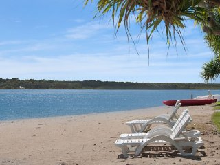 Noosa Waterfront Apartments at Culgoa