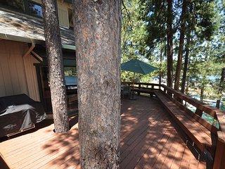 'A Big House On The Lake' Luxury Lakefront Dock Kayak Canoe Wifi Near Yosemite