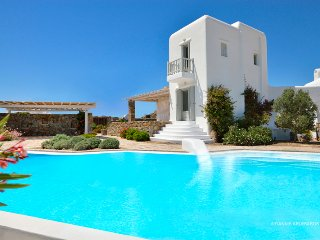 4 Bedroomed Villa / Shared Pool, Jacuzzi In Mykonos,Greece-279, Mykonos Town