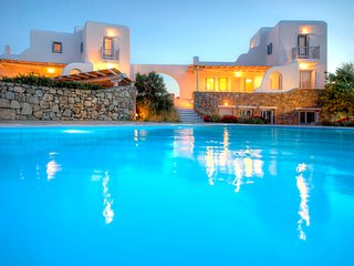 5 Bedroomed Villa/ Private pool with Jacuzzi In Mykonos,Greece-280, Ciudad de Míkonos